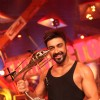 Ashish Chowdhry with his trophy at Grand Finale of Khatron Ke Khiladi : Darr Ka Blockbuster Returns