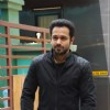 Emraan Hashmi on the sets of CID for Promotions of Mr. X