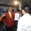 ACP Pradyuman Shivaji Satam during shot on CID