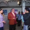 Emraan Hashmi and Amyra Dastur on the sets of CID for Promotions of Mr. X