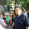 Rishi Kapoor at Protest Against the BMC
