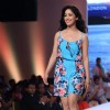 Yami Gautam walks the ramp at Marks & Spencers Spring/Summer 2015 Collection Launch