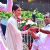 Aishwarya Rai Bachchan felicitated at the Launch of Kalyan Jewellers Showroom in Chennai