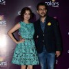 Dia Mirza with her Husband at Color's Party