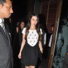 Karisma Kapoor was seen at mother Babita Kapoor's Birthday
