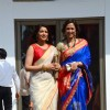 Sonali Bendre, Gayatri Joshi Snapped at a Wedding
