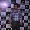 Mukesh Rishi poses for the media at Videocon Bash