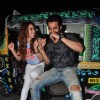 Jackky Bhagnani and Lauren Gottlieb Promoting Welcome to Karachi