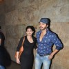 Shreyas Talpade with is Wife Attends the Screening of OK Kanmani