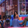 Promotions of Gabbar Is Back on Comedy Nights with Kapil