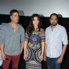Akshay Kumar, Shruti HAssan and Krish Promoting of Gabbar Is Back in Noida