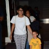 Aamir Khan returns from Disneyland Trip with Family