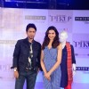 Irrfan And Deepika at Melange- Piku Collection Launch
