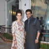 R Madhavan and Gorgeous Kangana Promoting Tanu Weds Manu Returns