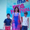 Aditi Gowitrikar at Max Kids Fashion Show
