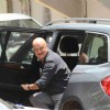 Anupam Kher Snapped at Salman's Residence (Galaxy Apartments)