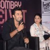 Ranbir Kapoor interacts with Audiences at Promotions of Bombay Velvet in Kolkatta