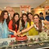 Cake Cutting at the Ghanasingh 'Be True' Event