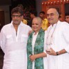Celebs pose for the media at the Felicitation Ceremony of Shashi Kapoor