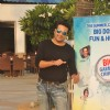 Krushna Abhishek Poses at 92.7 BIG FM Launches New Show BIG Garmi Ki Chhutti