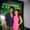 Promotions of Welcome to Karachi
