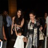 Aishwarya Departs for Cannes