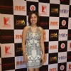 Sunidhi Chauhan poses for the media at the Success Bash of Piku