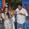 Jackky Bhagnaani and Lauren Gottlieb Promotes Welcome to Karachi