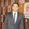 Marzi Pestonji poses for the media at Star Parivaar Awards 2015