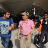 Sunil Gavaskar Snapped at Airport