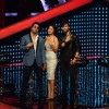 The Judges 'Sunidhi, Himesh and Mika' at Voice India Launch