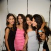 Niti Taylor, Krissann Barreto, Veebha Anand and Charlie Chauhan at Kaisi Yeh Yaariyan Celebration`