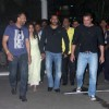 Celebs return from Arpita Khan's reception