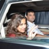 Vidya Balan and Siddharth Roy Kaur at Special Screening of Hamari Adhuri Kahani