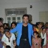 Ajaz Khan Spends Time With Kids