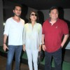 Ritesh Sidhwani, Neetu Singh and Rishi Kapoor at Special Screening of Dil Dhadakne Do