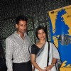 Indraneel Sengupta and Konkona Sen Sharma at Success Bash of Sajarur Kanta