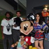 Mickey Mouse comes to Promote ABCD 2