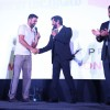 Vikram, Akshay Kumar and Raj Kundra at Big Deal TV Launch