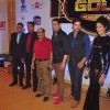 C.I.D Cast at Gold Awards