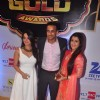 Anita Hassanandani With Her Husband Rohit Reddy and Ankita Bhargava at Gold Awards