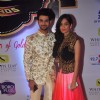 Shakti Arora and Neha Saxena at Gold Awards