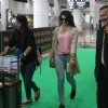 Jacqueline Fernandes was snapped at KL Airport