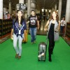 Dabboo Ratnani and Anusha Dandekar arrives at KL Airport