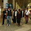 B-town arrives at KL Airport