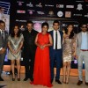 Team poses for the media at the Premier of Dil Dhadakne Do at IIFA 2015