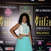 Malishka Mendonca poses for the media at the Premier of Dil Dhadakne Do at IIFA 2015