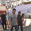 Sidharth Malhotra Snapped at Mehboob Studio