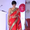 Mandira Bedi poses for the media at 'LG Life is Good' Event