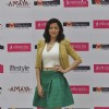 Aditi Gowitrikar Poses at Shine Young Event